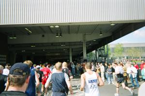 Eingang des Opelwerks