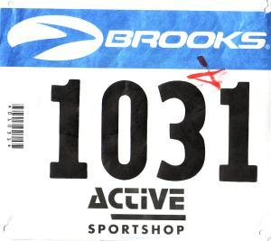 Startnummer 1031